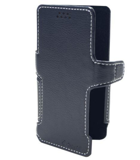 Чехол Status Book Series Meizu M8 Black Matte