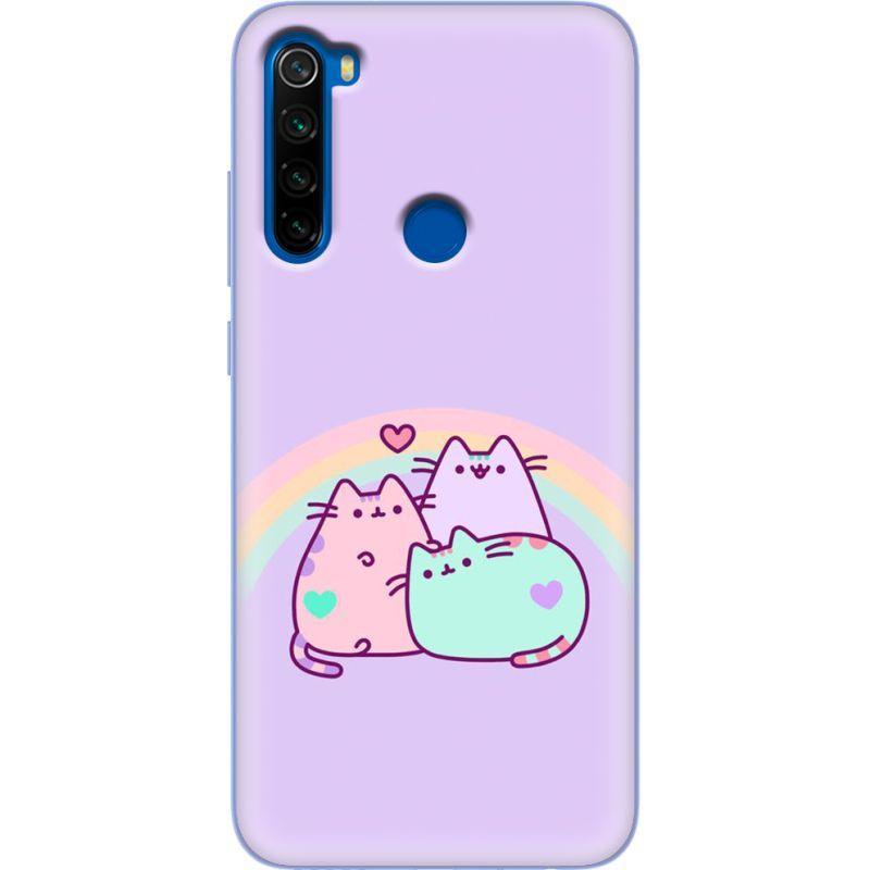 Чехол BoxFace Print Case Xiaomi Redmi Note 8T (38532-up1680)