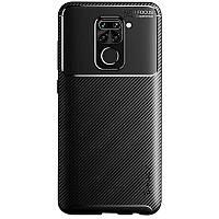 Чехол iPaky Kaisy Series Xiaomi Redmi Note 9 Black