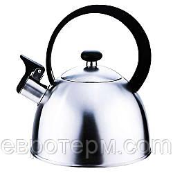 Чайник Con Brio CB-400 2,5 л, со свистком