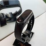 Xiaomi Mi Band m4 спортивний браслет фітнес трекер smart wath Чорні, фото 10