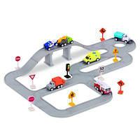 Игровой набор DRIVEN POCKET SERIES Городская спецтехника (WH1078Z)