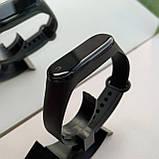 Xiaomi Mi Band m5 спортивный браслет фитнес трекер smart wath Черные, фото 2