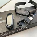 Xiaomi Mi Band m5 спортивный браслет фитнес трекер smart wath Черные, фото 4