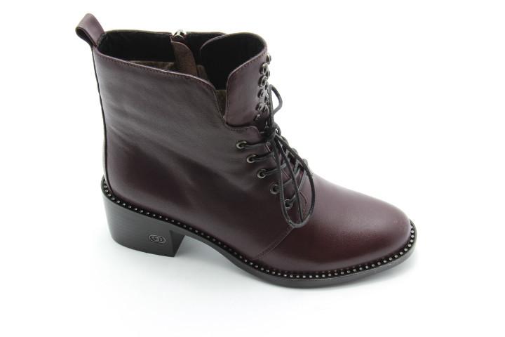 Кожаные женские ботинки Berloni 224