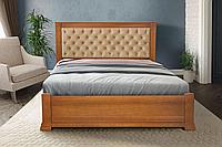 Кровать Аризона с подъемным механизмом 160 х 200 см орех (Беатрис 03)
