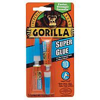 Супер клей Gorilla 2 тюбика по 3 g