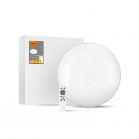 LED світильник функціональний круглий VIDEX STAR 126W 2800-6200K 220V (VL-CLS1522-126) Вся продукція