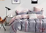 Постельное белье Вилюта (Viluta) сатин твил полуторное 483. Постель Вилюта 1,5. Комплекты постельного белья., фото 3