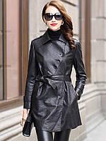 Шкіряна куртка, весняно-осіння жіноча куртка овчина