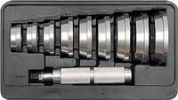 Набор для установления сальников и подшипников 10 шт 40-81 мм YATO (YT-0638)