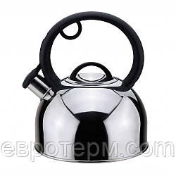 Чайник Con Brio CB-404 2,5 л, со свистком