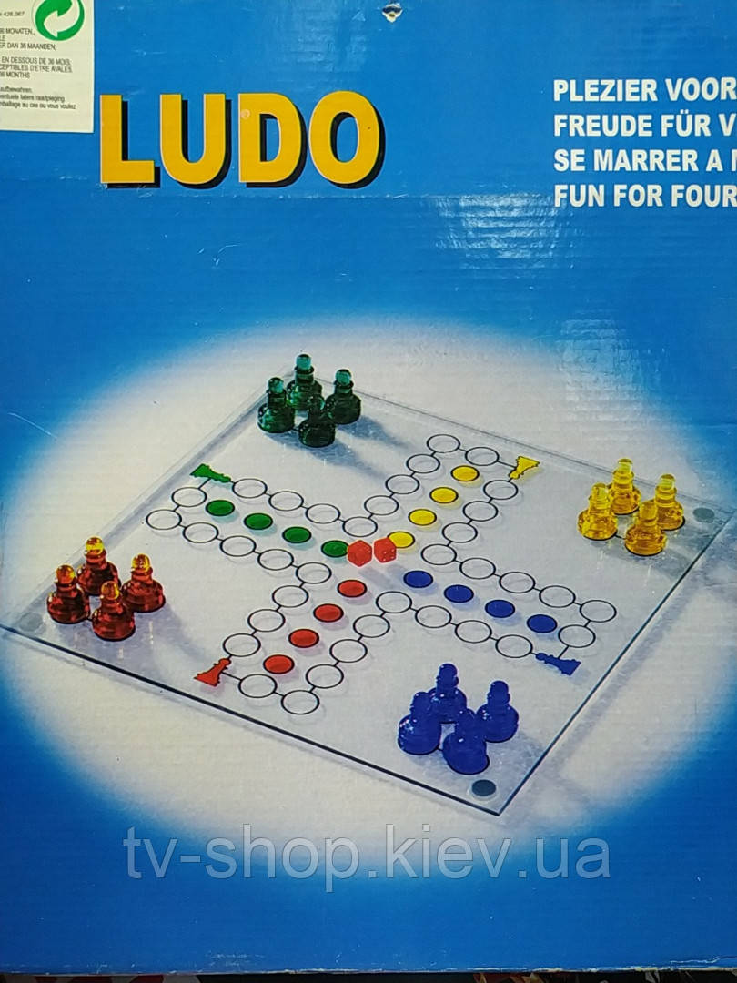 Настольная игра «Ludo»