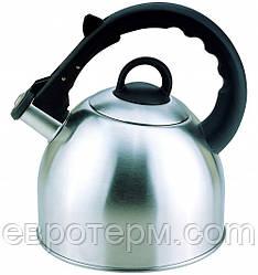 Чайник Con Brio CB-407 2,5 л, со свистком