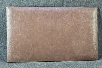 """Керамогранітний обігрівач """"Холст жакард"""" шоколадний 500 Вт 2015КМ5GAho233, фото 2"""