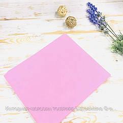 Дитяча пелюшка бавовняна світло-рожева Lukoshkino ® №33 Розмір 80см*100см. ХП-357