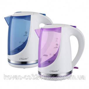 Чайник Maestro  1,7л пластик (044 MR)