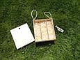 Подарочная коробка на 3 бутылки   Подарункова коробка для 3 пляшки   Индивидуальное оформление подарков!, фото 4