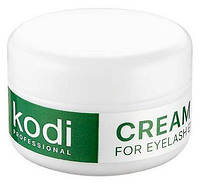 Кремовый ремувер для снятия ресниц Kodi Cream Remover Eyelashes 20 г