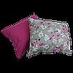 Подушка, 45*35 см, (хлопок), (малиновый), фото 5