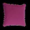 Подушка, 30*30 см, (хлопок), (малиновый), фото 2