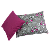 Подушка, 30*30 см, (хлопок), (малиновый), фото 7