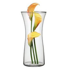 Ваза 20 см. стеклянная Rose, Simax