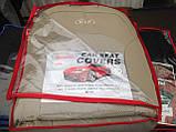 Авточохли Favorite на Opel Astra J 1998-2008 sedan, фото 10