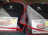Авточохли Favorite на Opel Astra J 1998-2008 sedan, фото 6