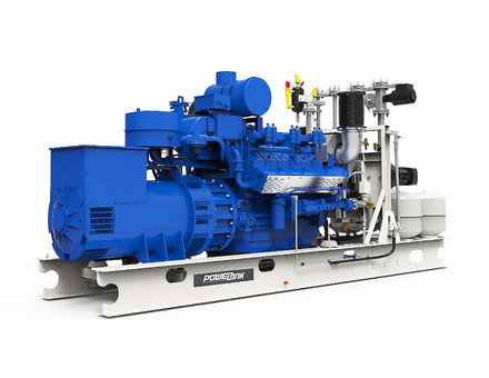 (Мини-ТЭЦ) PowerLink TCG1200-NG