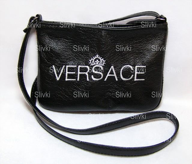 "СУМОЧКА ""МINI"" - №237 ""Versace"" -черная"
