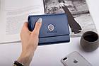 Шкіряний гаманець BETLEWSKI з RFID 13.5 х 10.5 х 4 (BPD-SB-11) - синій, фото 4