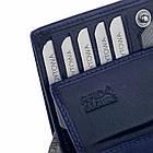 Шкіряний гаманець BETLEWSKI з RFID 13.5 х 10.5 х 4 (BPD-SB-11) - синій, фото 7