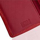 Жіночий шкіряний гаманець Betlewski з RFID 9 х 13,5 х 3,5 (BPD-SB-19) - червоний, фото 5
