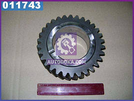 Шестерня 4-передачи вала вторичного (производство  КамАЗ)  14.1701115