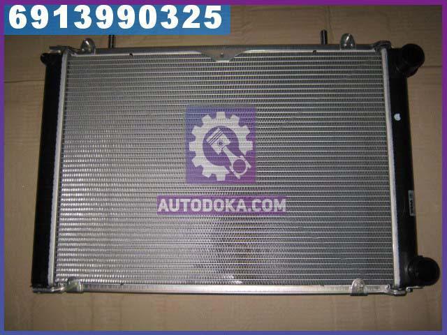 Радиатор водяного охлаждения ГАЗЕЛЬ-БИЗНЕС УМЗ-4216 (бренд  ГАЗ)  33027.1301010-21