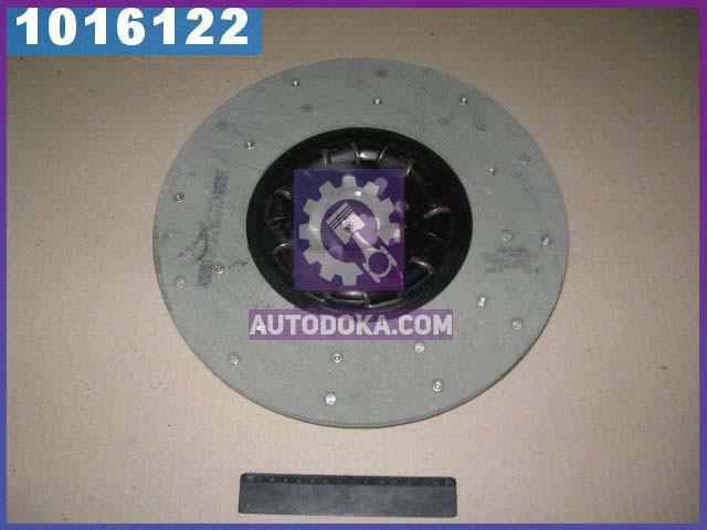 Диск сцепления ведомый ЗИЛ 130 ( на пружинах ) (производство  ТАРА)  130-1601130-А6