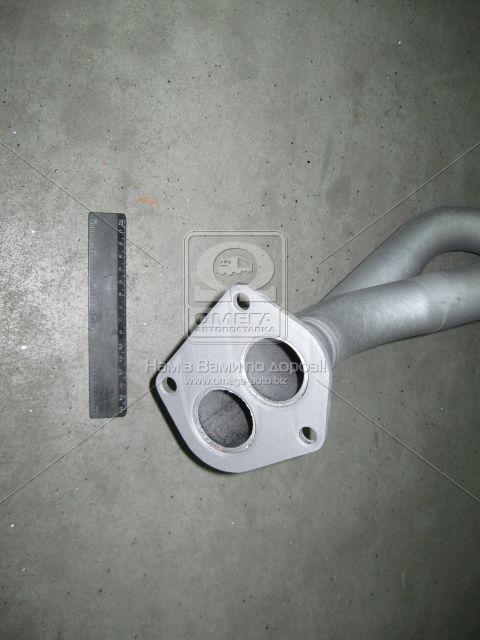 Труба приемная ГАЗ 3302 двигатель 4215 (производство  Ижора)  33021-1203010-40