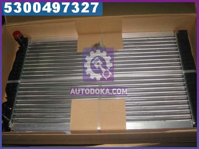 Радиатор охлаждения АУДИ A4/S4 (B5) (94-)/ A6/S6 (C5) (97-) (производство  Nissens) ШКОДА, ФОЛЬКСВАГЕН, ПAССAТ, ПAССAТ БИТЛ, СУПЕРБ, 60299