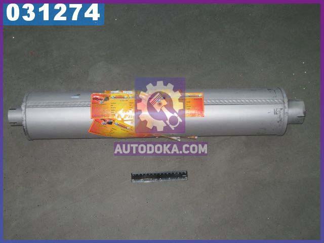 Глушитель ГАЗ 53, 3307 (производство  Автоглушитель, г.Н.Новгород)  53-1201010