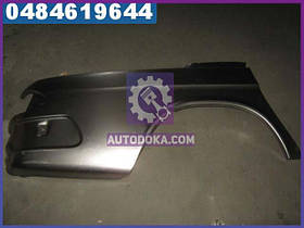 Крыло ГАЗ 3110, 31005 заднее правое (производство  ГАЗ) ГАЗ-3110-111, 3110-8404020-10