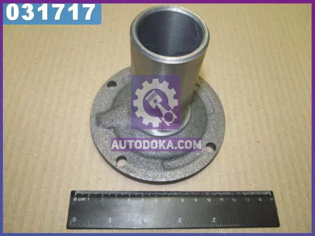 Крышка подшипника первичного вала ГАЗ 3307, 53 4 ступенчатая (фланец) (производство  ГАЗ)  52-1701040