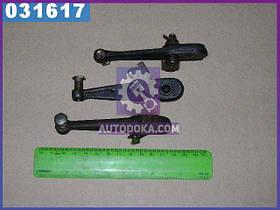 Лапка корзины сцепления ГАЗ 52 3шт.  ВК52-1601198-1