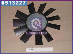 Вентилятор системы охлаждения ГАЗ 3302,2217 (11 лопастей, двигатель ЗМЗ 405) производство  Украина  2752-1308011