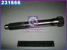Вал силовой сцепления МТЗ 1221 (производство  МТЗ)  80-1601113-01