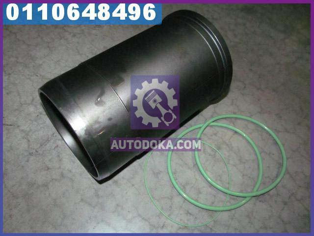 Гильза цилиндра КамАЗ 740.60 (Евро-3) d=120 мм (МОТОРДЕТАЛЬ)  740.51-1002021-Т