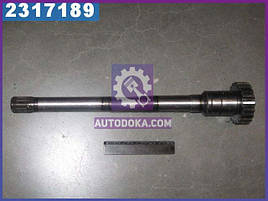Вал силовой сцепления МТЗ 80, 82 (производство  ТАРА)  70-1721113-А