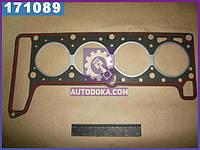 Прокладка ГБЦ ВАЗ 2107 без асбестовая (смесь-702,703) с герметиком (производство Фритекс) 2107-1003020-10