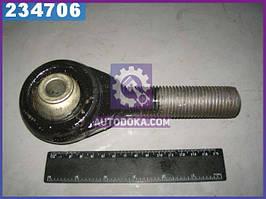Винт раскоса механизма навески задний МТЗ левая резина (производство  РЗТ г.Ромны)  А61.02.100