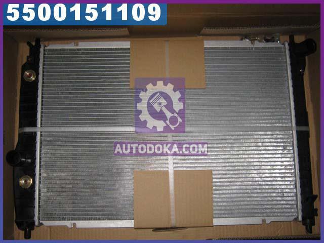 Радиатор охлаждения ШЕВРОЛЕТ AVEO 1.5 (AT) (производство  Nissens) ШЕВРОЛЕТ, КAЛОС, 61637